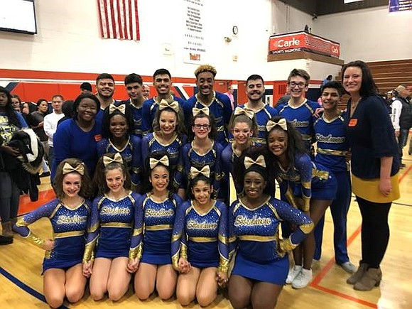 On January 26, 2019, the Varsity Steelmen cheerleaders qualified to compete in the IHSA Competitive Cheerleading State Competition. They received ...