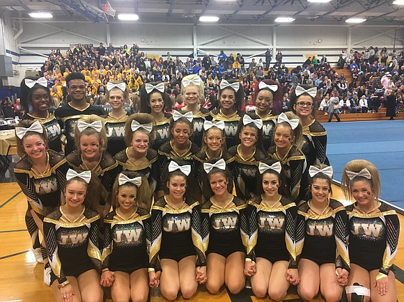 On January 26, 2019, the Joliet West Varsity Cheerleaders qualified for the IHSA State Series by placing 2nd at the ...