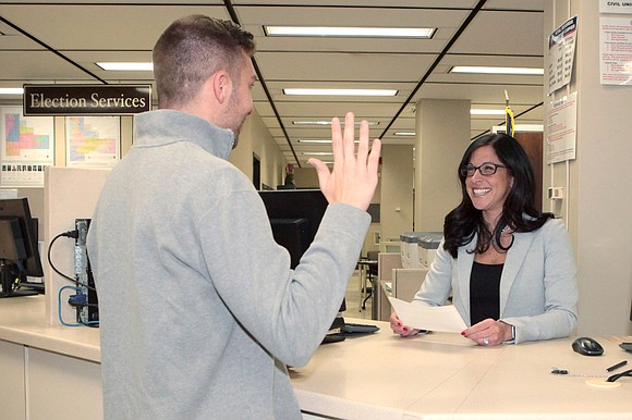 Will County Clerk Lauren Staley Ferry encourage all eligible Will County residents to register to vote for the upcoming Consolidated ...