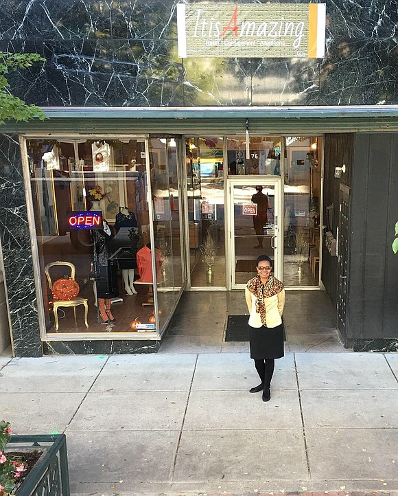 When Joliet resident Diane Harris opened her clothing store It is Amazing last year, she decided to locate in one ...