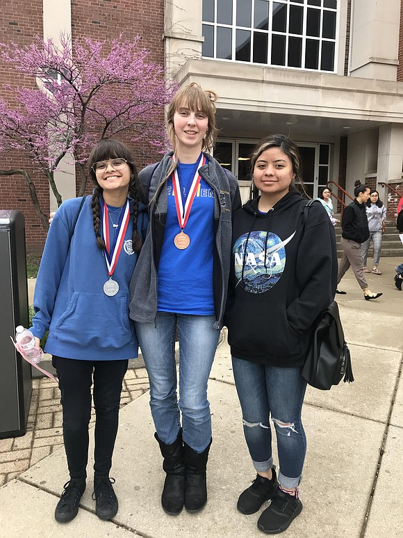 On Saturday, April 27, 2019, three Joliet Central High School students competed in the 42nd annual Illinois Design Educators Association ...