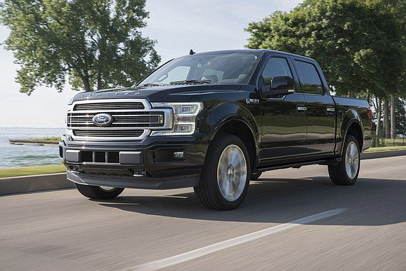 Ford's F-150 Limited is a lot of pickup truck. It is the top of the line model of the bestselling ...