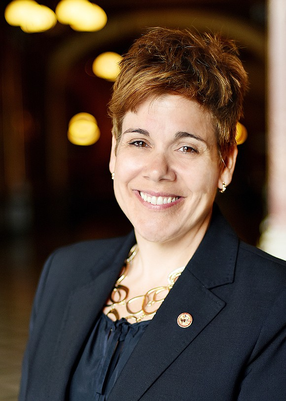 State Senator Jennifer Bertino-Tarrant (D-Shorewood) is urging area fire departments to take advantage of the state's Small Equipment Grant program. ...