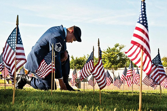 Memorial Day is the federal holiday in the United States for remembering those people who died while serving in the ...