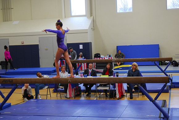 The Edward Hospital Athletic & Event Center has agreed to a three-year deal with BIG Gymnastics, Inc. to host the ...