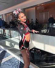 Walking around the halls at Joliet Central, you will find sophomore Charvone Carter, an Elite Allstars Worlds and Summit champion. ...