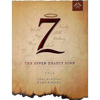 Seven Deadly Zins is the perfect wine for Dad on Fathers Day. Especially if he plans to do the honors ...