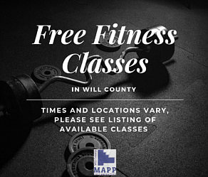 Will County residents are invited to join in on the physical fun. Local sponsored established gyms have partnered with the ...