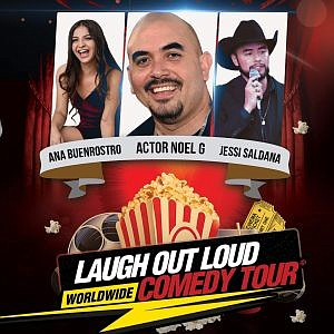 Laugh Out Loud Comedy Tour welcomes Noel Guglielmi (aka Noel G) to the stage in Joliet and this month as ...