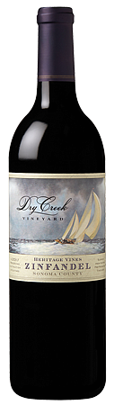 Zinfandel is the most American of all grapes and a perfect choice to bring to the family barbecue for a ...