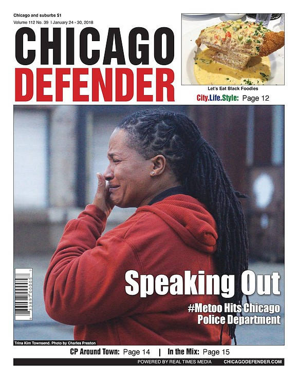 The week of July 15, 2019 was officially the first time that the Chicago Defender Newspaper has not printed in ...