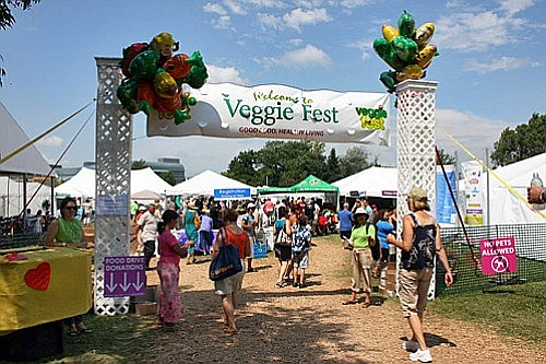 Veggie Fest Chicago, now in its 13th year, is one of the largest vegetarian food and wellness festivals in North ...