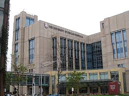 The University of Chicago Medicine moved up to No. 2 in both Chicago and Illinois in the latest U.S. News ...