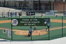 The Miracle League of Joliet's Fall 2019 registration is open until August 19. Season begins September 7, 2019 at the ...