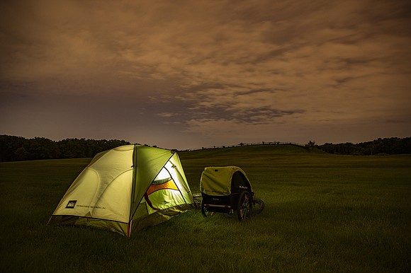 The Forest Preserve District of Will County is offering a 50-mile roundtrip bike camping adventure that will give participants a ...
