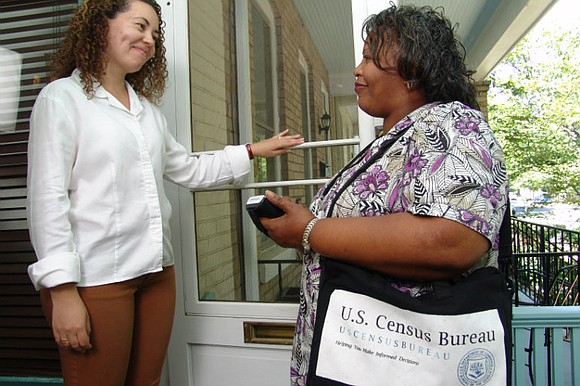 The U.S. Census Bureau is ramping up its national recruiting efforts to hire up to 500,000 temporary, part-time census takers ...