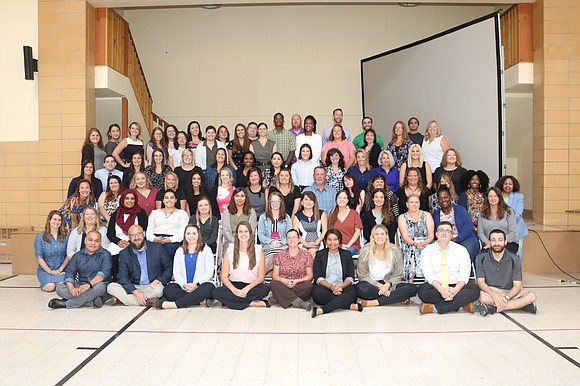 More than 100 new employees, including 80 teachers, have joined Joliet Public Schools District 86 for the 2019-2020 school year. ...