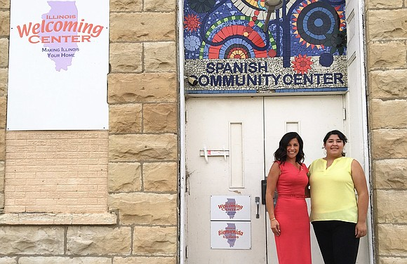 The Spanish Community Center on Joliet's East Side has agreed to become one of the newest Early Voting locations in ...