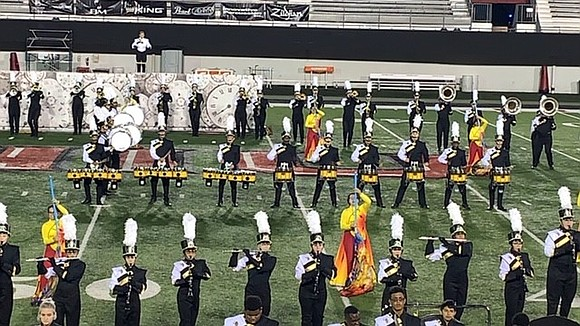 The Joliet Marching Tigers began their competitive season in September with two outstanding performances. On September 14 the band placed ...