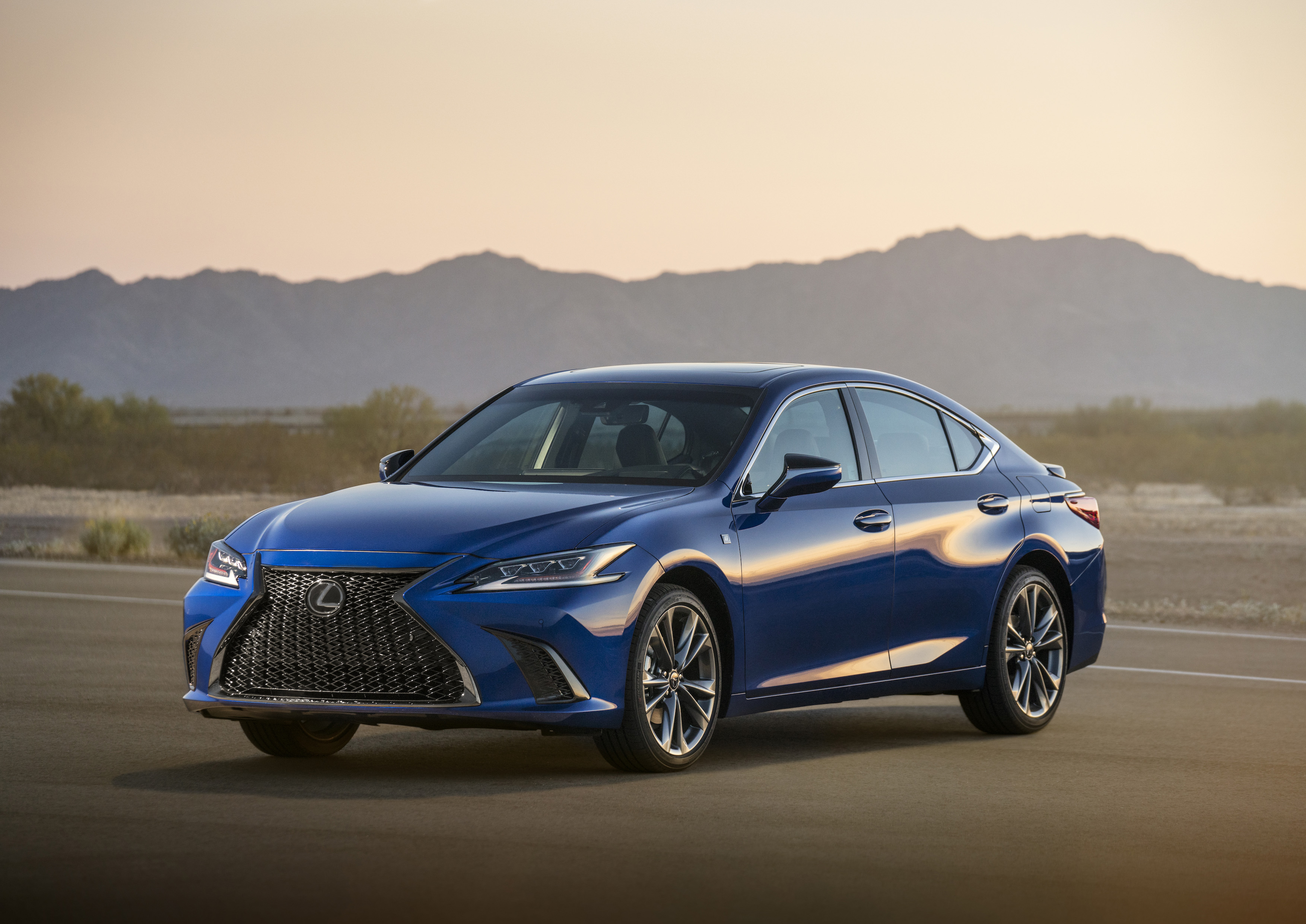 2019 Lexus Es 350 Ultra Lux The Times