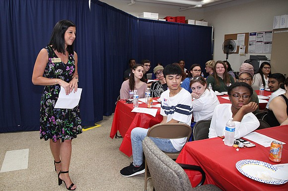 More than 30 juniors and seniors from high schools across the county recently participated in Will County Clerk, Lauren Staley ...
