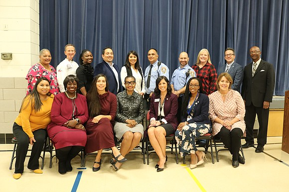 Joliet Public Schools District 86 welcomed community and business members into elementary and junior high schools for the District's 16th ...