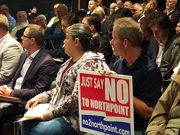 A tie-breaking vote from Joliet Mayor Bob O' Dekirk gave the go-ahead to the highly controversial Northpoint development project, angering ...