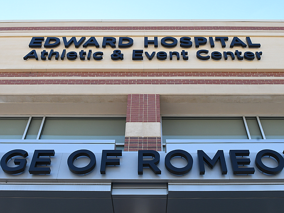 The Edward Hospital Athletic & Event Center in Romeoville continues to be a popular destination, as two rental agreements and ...