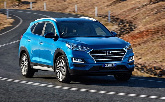 A Hyundai Tucson was delivered on Friday and we were on the road to Chicago early Sunday morning. In short, ...