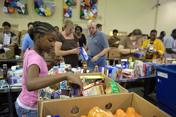 The West Suburban Community Pantry opened its first in-school food pantry at Irene King Elementary School in Romeoville on November ...