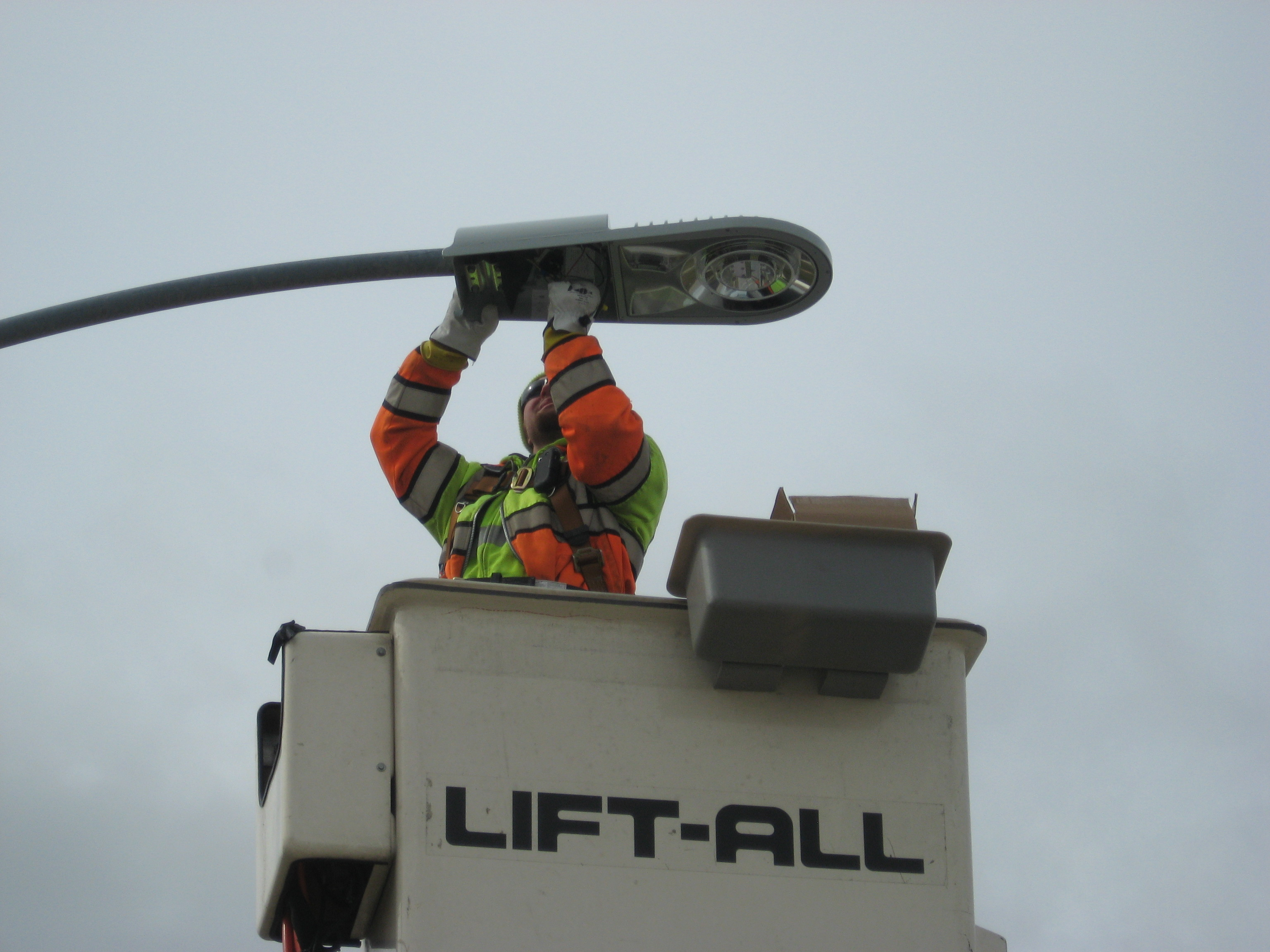 Plainfield Recognized For Participation In LED Streetlight