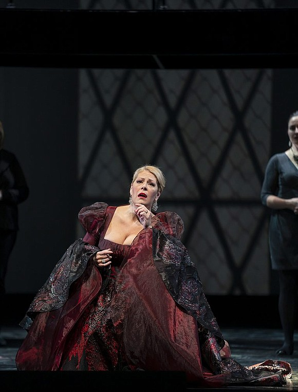 Illinois' own and Lyric Opera favorite Sondra Radvanovsky gave a working definition to the term bel canto (beautiful singing) in ...