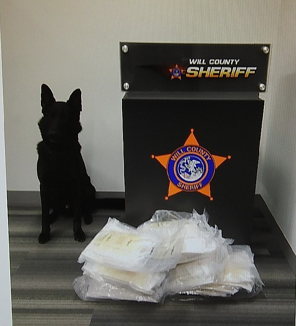 During three traffic stops, Sheriff's deputies arrested three out-of-state residents who were involved in transporting large amounts of THC in ...