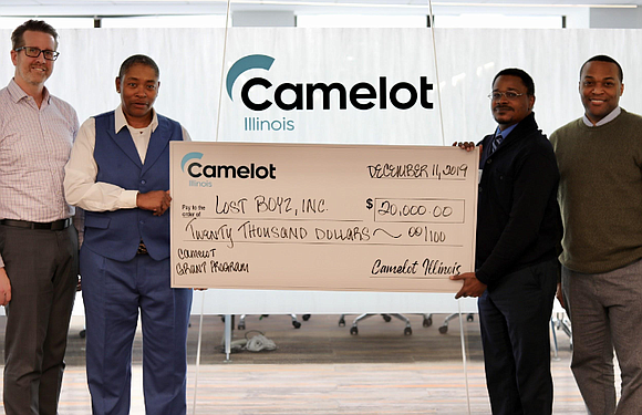 Camelot Illinois announced the first recipients of the Camelot Illinois Grant Program to help fund non-profit initiatives that benefit communities ...