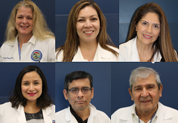 When Pediatrician Dr. Efrain Flores recently returned to the Will County CHC (Community Health Center) staff, Chief Executive Officer Mary ...