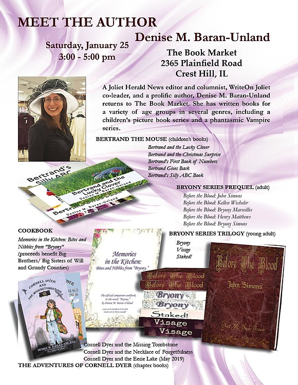 Meet the Author Denise M. Baran-Unland