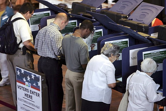 Thursday, Feb. 6 is the first day to take part in Early Voting for the March 17 Presidential General Primary ...