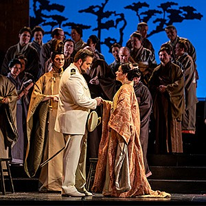 Lyric Opera of Chicago's current revival of its 2013 production of Puccini's Madama Butterfy is a performance that soars. With ...