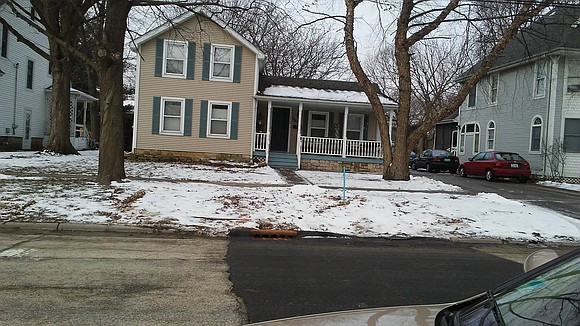A house at 15134 S. Fox River St. in Plainfield has been bestowed the highest honor. The Plainfield Village Board ...