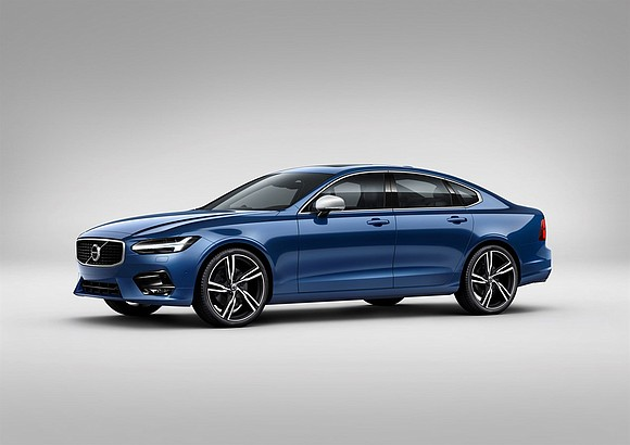 Test driving the 2020 Volvo S90 AWD R-Design was like motoring in two different cars and both were more than ...