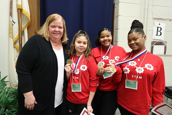Congratulations to the 84 junior high students from Dirksen, Gompers, Hufford, and Washington Junior High who competed in the Joliet ...