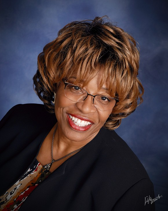 Joliet community leader Edna Brass (JCHS Class of '71) exemplifies leadership not only as a skill set but also as ...