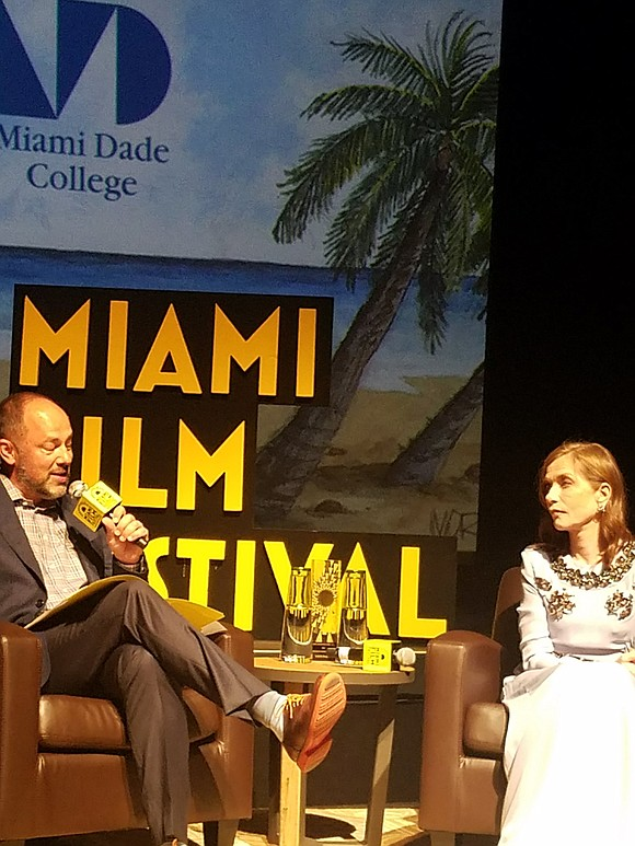 The nation's most diverse film festival is currently underway. Miami Film Festival presents its 37th edition with a roster of ...