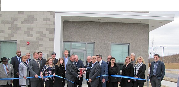 Officials from Will County celebrated the opening of two new state of the art buildings on the county's Public Safety ...