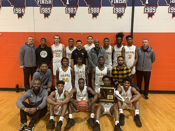After winning the Regional Championship on Friday, March 9, the Joliet West High School Boys Basketball Team is advancing to ...