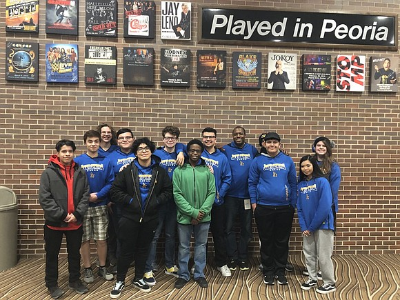 """The Joliet Luis Mall will host """"Chess Day 2020,"""" a family-oriented event on March 15 from 12 to 5 pm ..."""