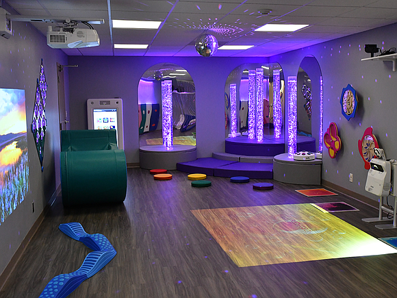 The Northern Will County Special Recreation Association (NWCSRA) now has a certified Snoezelen Sensory Room for individuals enrolled in their ...