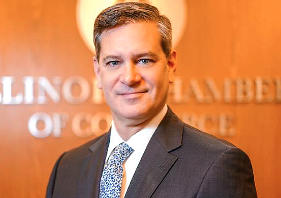 This is a statement from Todd Maisch, President and CEO of the Illinois Chamber of Commerce on Thursday's report of ...