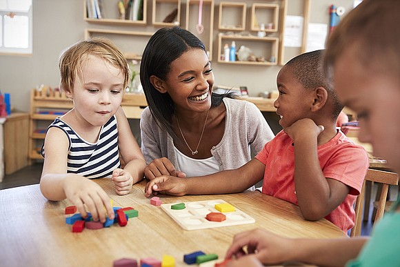 State Senator Jennifer Bertino-Tarrant (D-Shorewood) announced a plan for a gradual reopening of child care centers has been put in ...