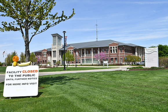 The Romeoville Village Hall, police station, and recreation center reopened to the public on Monday, June 22 with specialized business ...